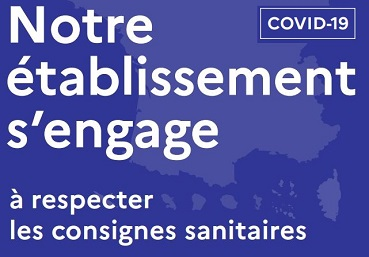 Normes sanitaires Covid19